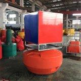 水域 示浮標滾塑航標生產廠家柏泰公司