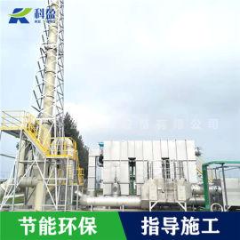 定制工业RTO蓄热燃烧器高效成套