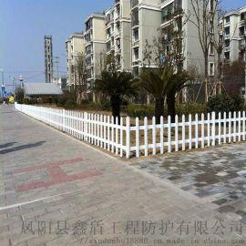 江西九江护栏pvc pvc草坪护栏