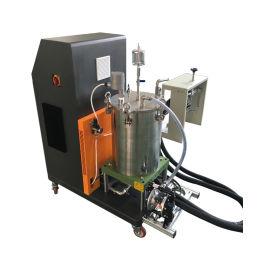 万鸿机械制造冷藏车保温板 自动淋胶机 涂胶机