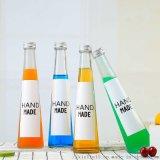 玻璃气泡水瓶生产厂家柠檬水瓶定制