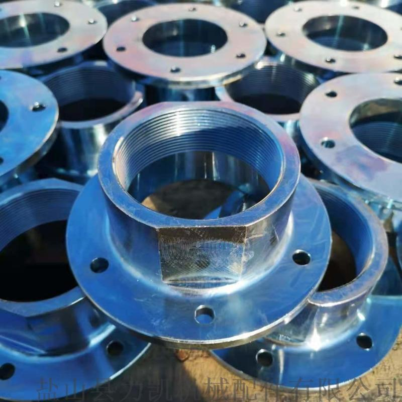 冷鍍鋅法蘭盤加工鋼製法蘭鍍鋅