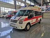 福特v348长轴超人顶救护车