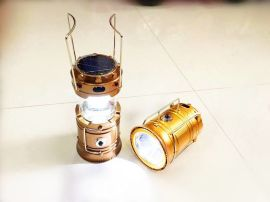 地摊跑江湖太阳能马灯带手电筒20元一个模式哪里便宜