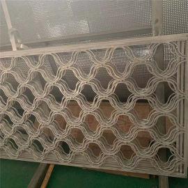 中式隔断铝窗花隔断 拉丝金属铝窗花隔断