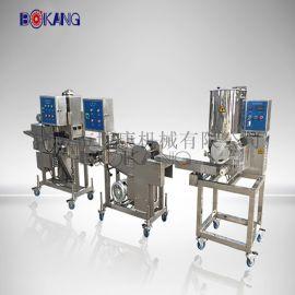 专业生产供应汉堡肉饼生产线、肉饼成型、上浆、上粉