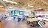 德國VS國際學校傢俱Douglas Park Elementary兒童課桌椅