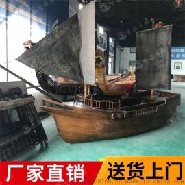 张家口儿童游乐船美式海盗船来图定制