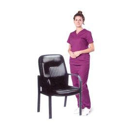 真皮医师椅 SKE062医师椅 办公椅 会议椅