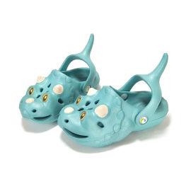 童鞋,儿童拖鞋,酷炫卡通洞洞鞋