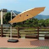 大型鋁羅馬遮陽傘,咖啡廳創意遮陽傘,別墅戶外遮陽傘