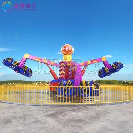 32人轻舞飞扬游乐设备 新款户外大型游乐设施生产厂