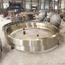 1.0-3.8米规格卧式滚筒烘干机滚圈厂家定制