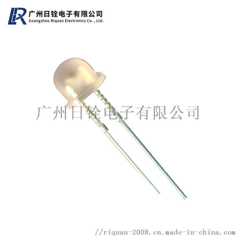 鋼盔頭可見光發光二極管LED