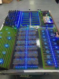 规划沙盘制作地产沙盘模型南通精翰模型户型沙盘模型