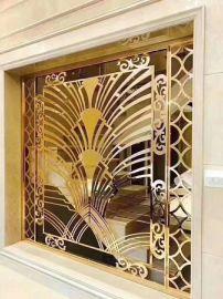 不锈钢隔断屏风不锈钢屏风生产不锈钢花格造型