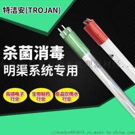 现货特吉安302509紫外线杀菌灯 UV消毒灯管