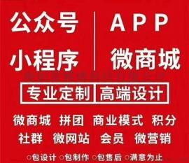 APP定制小程序开发商城系统定制网站制作