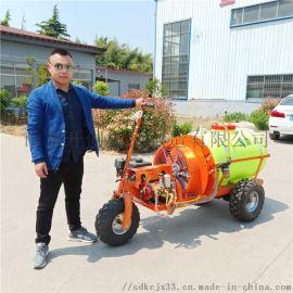 农田自走式打药机 乘坐式果树喷雾器