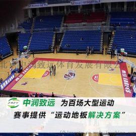 干货分享:学校篮球场地板如何选择?