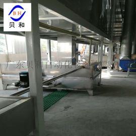 喷粉生产线供应 自动喷粉生产线
