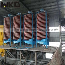 新型螺旋溜槽 大型螺旋溜槽 直径2米玻璃钢螺旋溜槽