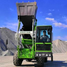 2.6立方混凝土搅拌运输车 自上料搅拌车 厂家直销