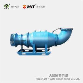 潜水轴流泵结构说明_轴流潜水泵选型