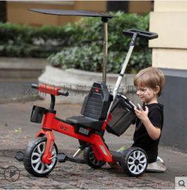 婴儿儿童手推车,折叠三轮车