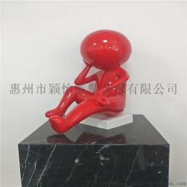 玻璃钢雕塑-口碑大厂
