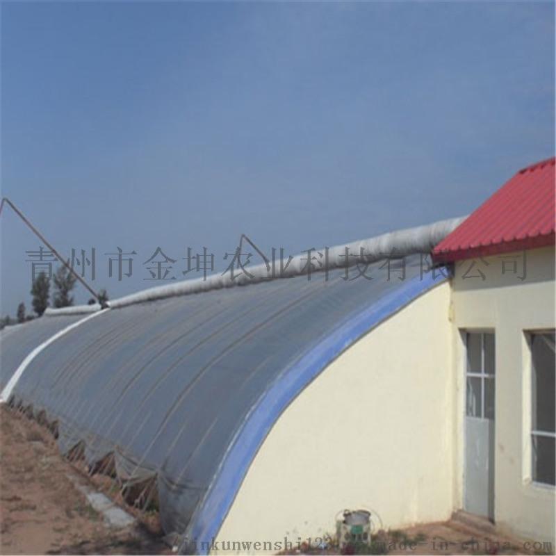 日光溫室大棚設計 日光溫室的大棚工程