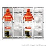 消防战斗服衣架不锈钢旋转消防作训服衣架