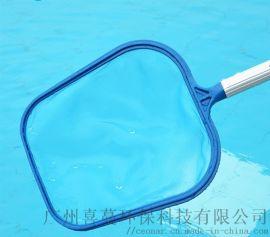 泳池鱼池宠物池清洁用品之浅水叶网