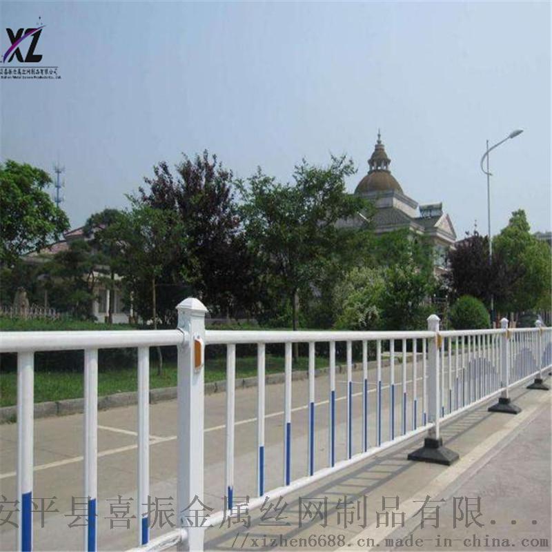 市政护栏规格,和田道路隔离护栏,护栏配件品质优良