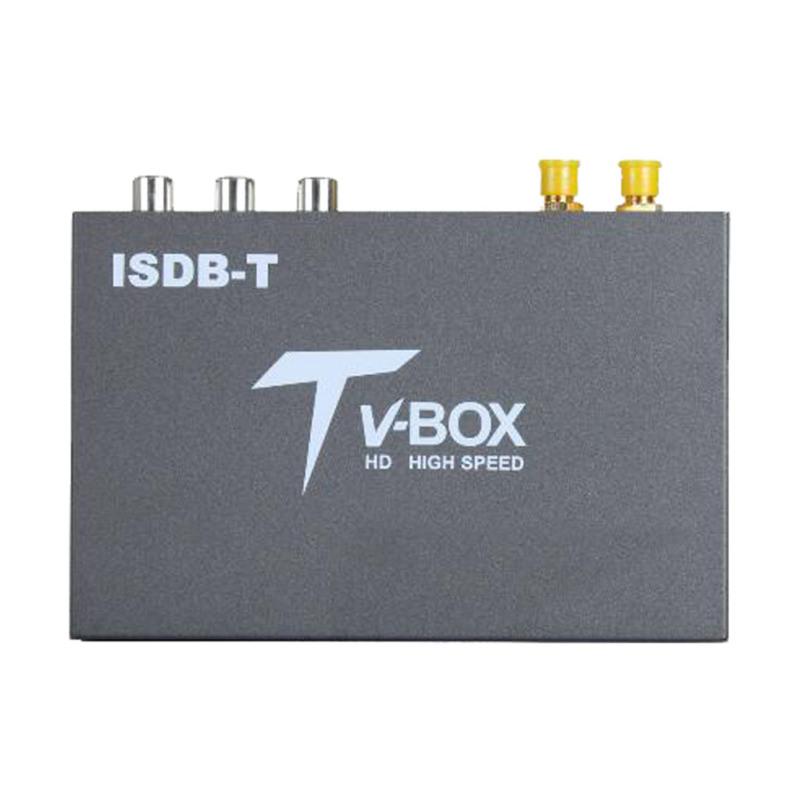 南美HD ISDB-T高清車載數位電視機頂盒