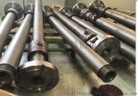 【吹膜机螺杆那里的好,吹膜机螺杆塑化产量】炮筒料管