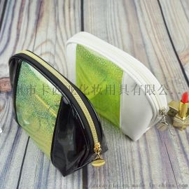 网红手拿化妆包 女士旅游用品洗澡包 透明防水收纳包