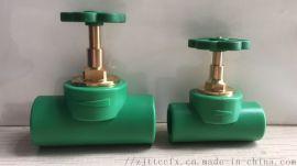 铜芯截止阀 升降式铜杆20/25/32 4分/6分/1寸