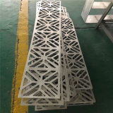 設計師雕刻造型鋁單板 會議室浮雕背景牆鋁單板