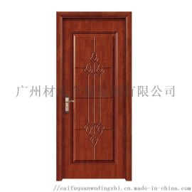 定做实木指接橡木门烤漆门原木工程门室内房间门