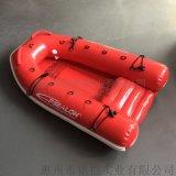 充气浮标船 PVC夹网布水上浮标 湖泊安全浮囊浮标