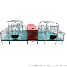 圣坤专业生产母猪产床 产保一体床 分娩床