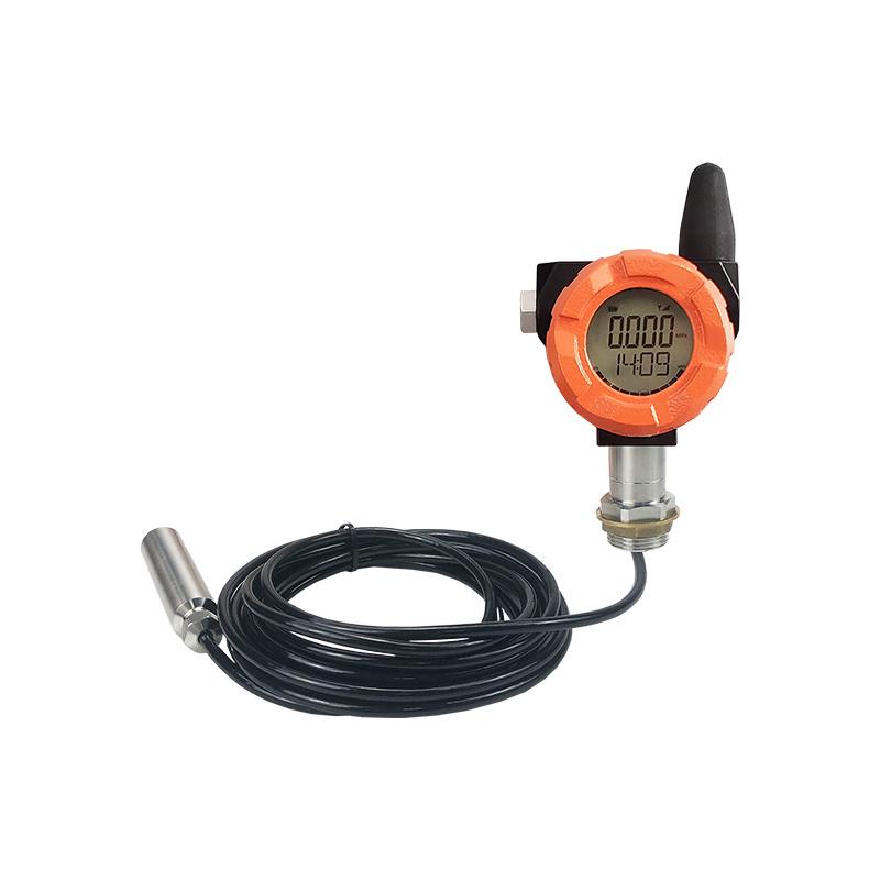 上海銘控:無線液位感測器 4G無線數顯液位計