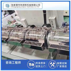 挤出机设备PP溶喷无纺布喷塑生产