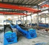 广东清远蛟龙螺旋洗砂机 FLG螺旋分级机生产厂家
