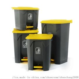 精密注塑模具分类环保塑料垃圾桶模具