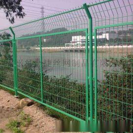 湖南圈地用铁丝网绿色圈山防护网高速公路护栏网