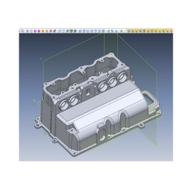 3D尺寸检测_扫描抄数设计, 尺寸扫描测量