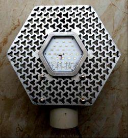 高效散热LED路灯散热器