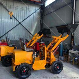 电动装载机06型小铲车